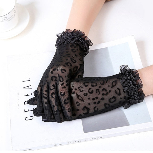 Lace Gloves 9 - Cradle Of Goth