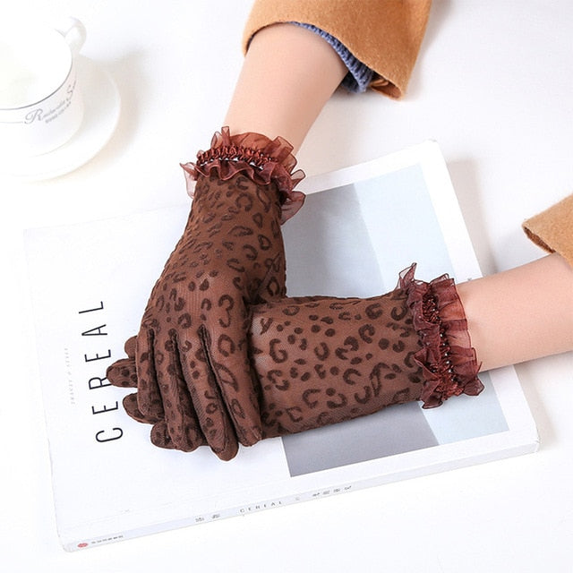Lace Gloves 10 - Cradle Of Goth