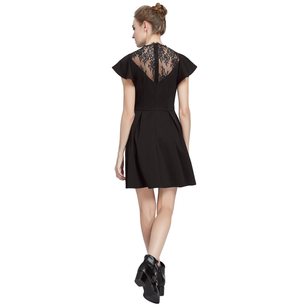 Flutter Dress  - Cradle Of Goth