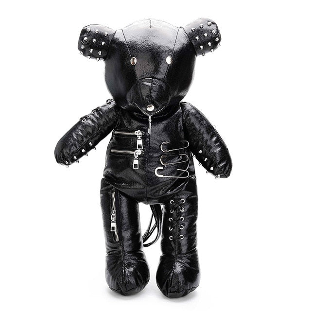 Bear from Beyond 2.0 Black - Cradle Of Goth
