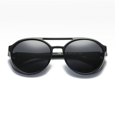 Black Steampunk Sunglasses  - Cradle Of Goth