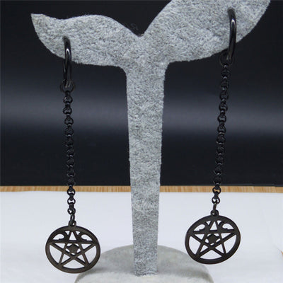 Witchcraft Earrings  - Cradle Of Goth