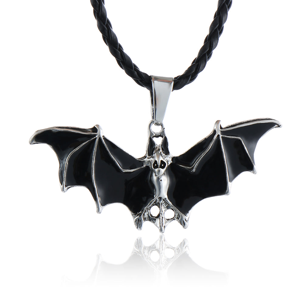 Mega Bat Necklace  - Cradle Of Goth