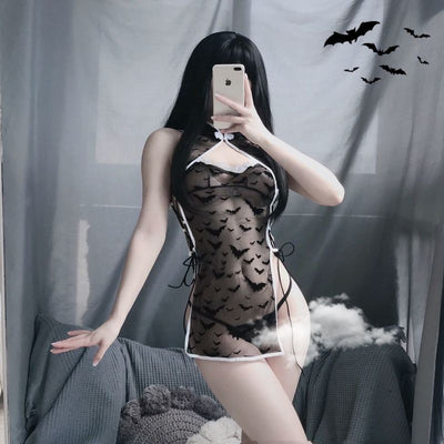 Batty Lingerie  - Cradle Of Goth