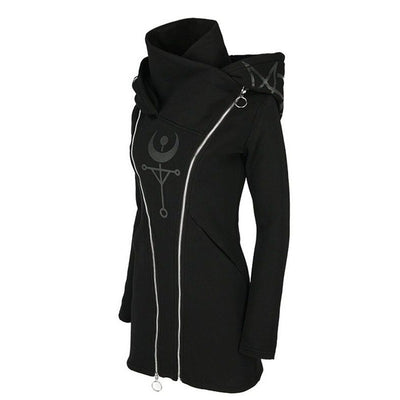 Hooded Mystery Cloak (plus sizes available)