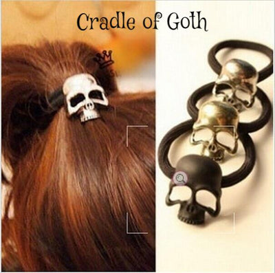 Deadly Hair-tie  - Cradle Of Goth