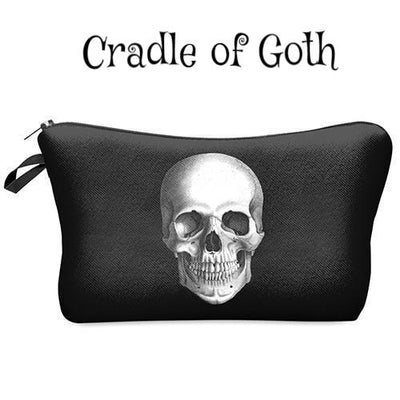 Make up Bag Default Title - Cradle Of Goth