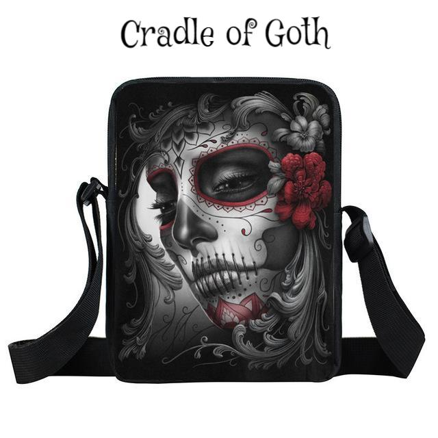 La Muerta Trista Bag Default Title - Cradle Of Goth