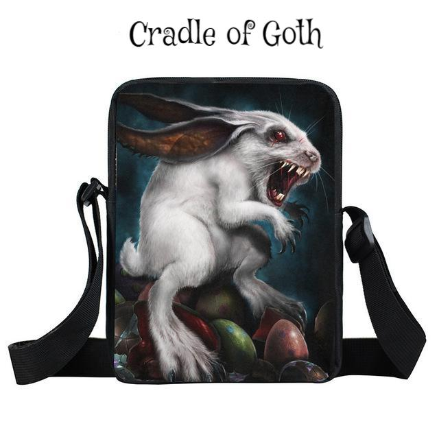 Possessed Bunny Bag Default Title - Cradle Of Goth
