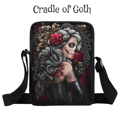 Rose Doll Bag Default Title - Cradle Of Goth