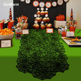 Spooky Tablecloth  - Cradle Of Goth