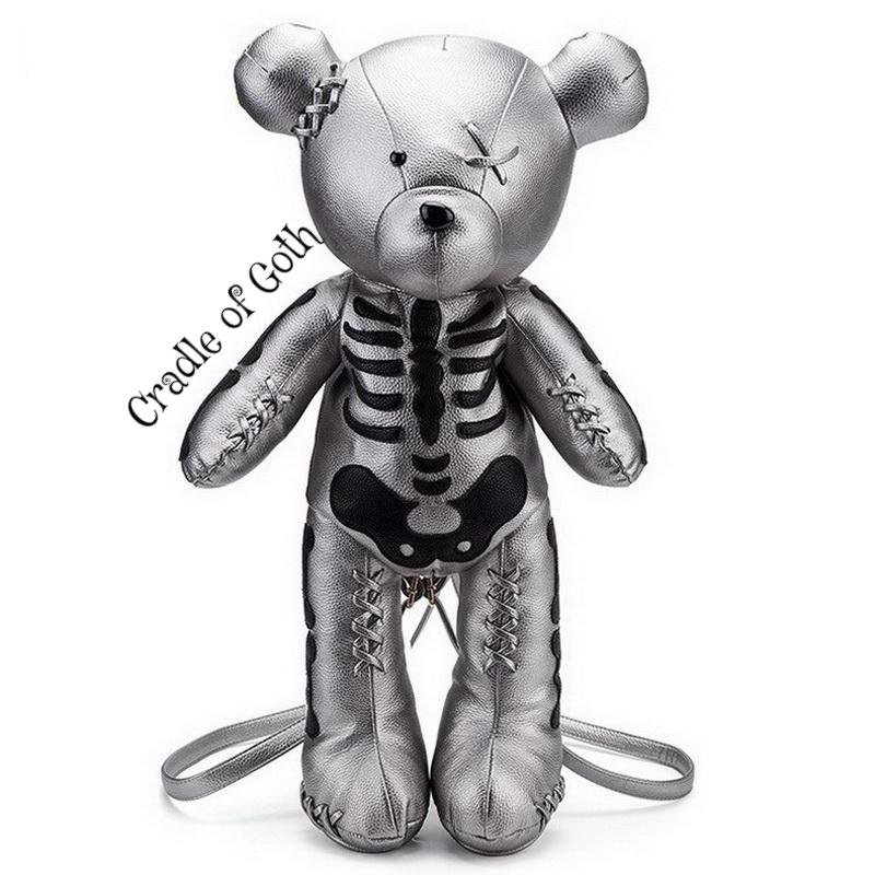 Bear from Beyond Bag  - Cradle Of Goth