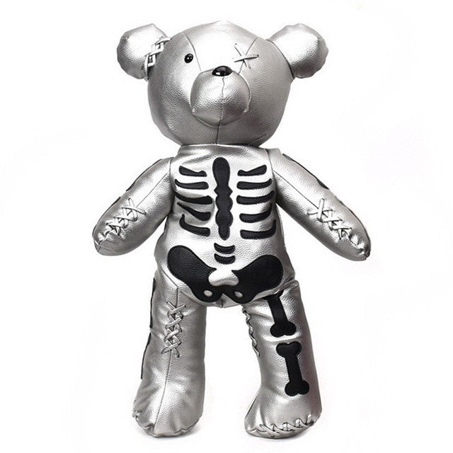 Bear from Beyond Bag Silver - Cradle Of Goth