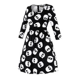 Little Miss Death Dress  - Cradle Of Goth