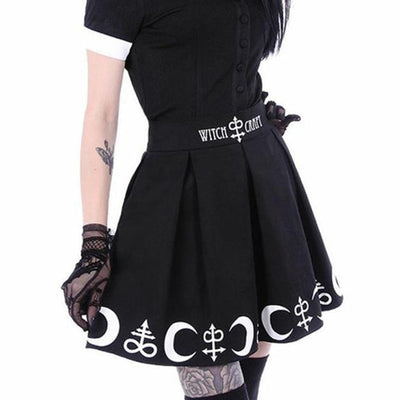 Witchcraft Skirt Skirt / S - Cradle Of Goth
