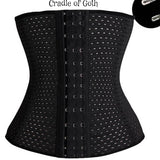 Gothic Beauty Corset (plus size available)  - Cradle Of Goth