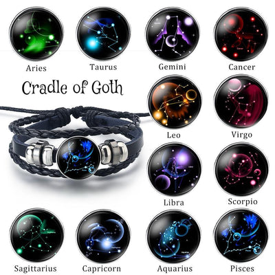 Constellation Bracelet  - Cradle Of Goth