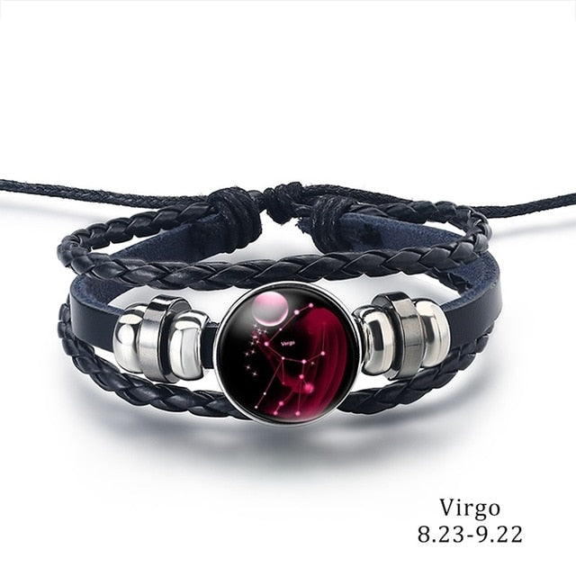 Constellation Bracelet virgo - Cradle Of Goth