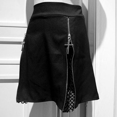 Lace Skirt  - Cradle Of Goth