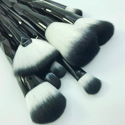 Demon Mermaid Make up Brush Set  - Cradle Of Goth