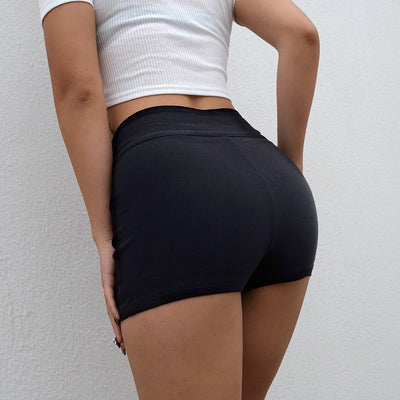 High-Waist Shorts  - Cradle Of Goth