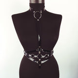 Ultimate Body Harness  - Cradle Of Goth