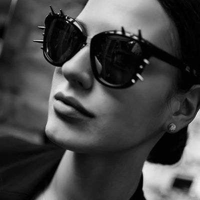 Spike Sunglasses  - Cradle Of Goth