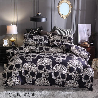 Deadly Dreams Sheets  - Cradle Of Goth