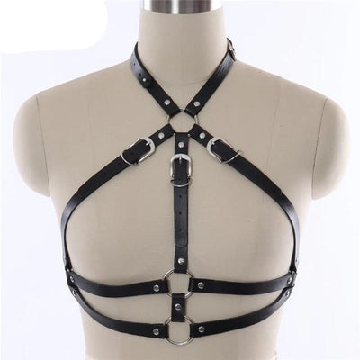 Dragon Ring Harness 9  - Cradle Of Goth