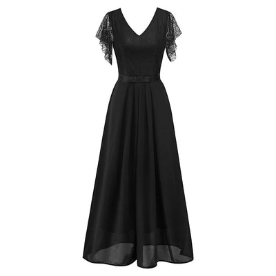 Maxi Dress  - Cradle Of Goth