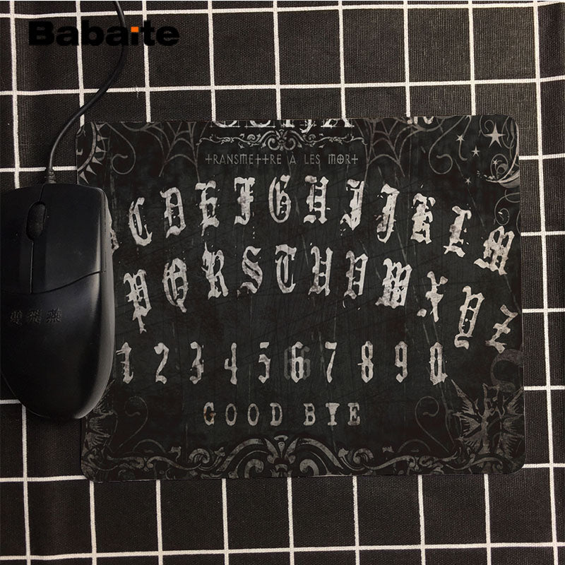 Ouija Mousepad  - Cradle Of Goth