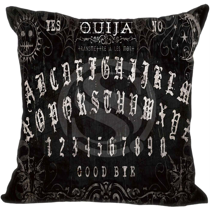 Ouija Pillowcase (different sizes)  - Cradle Of Goth