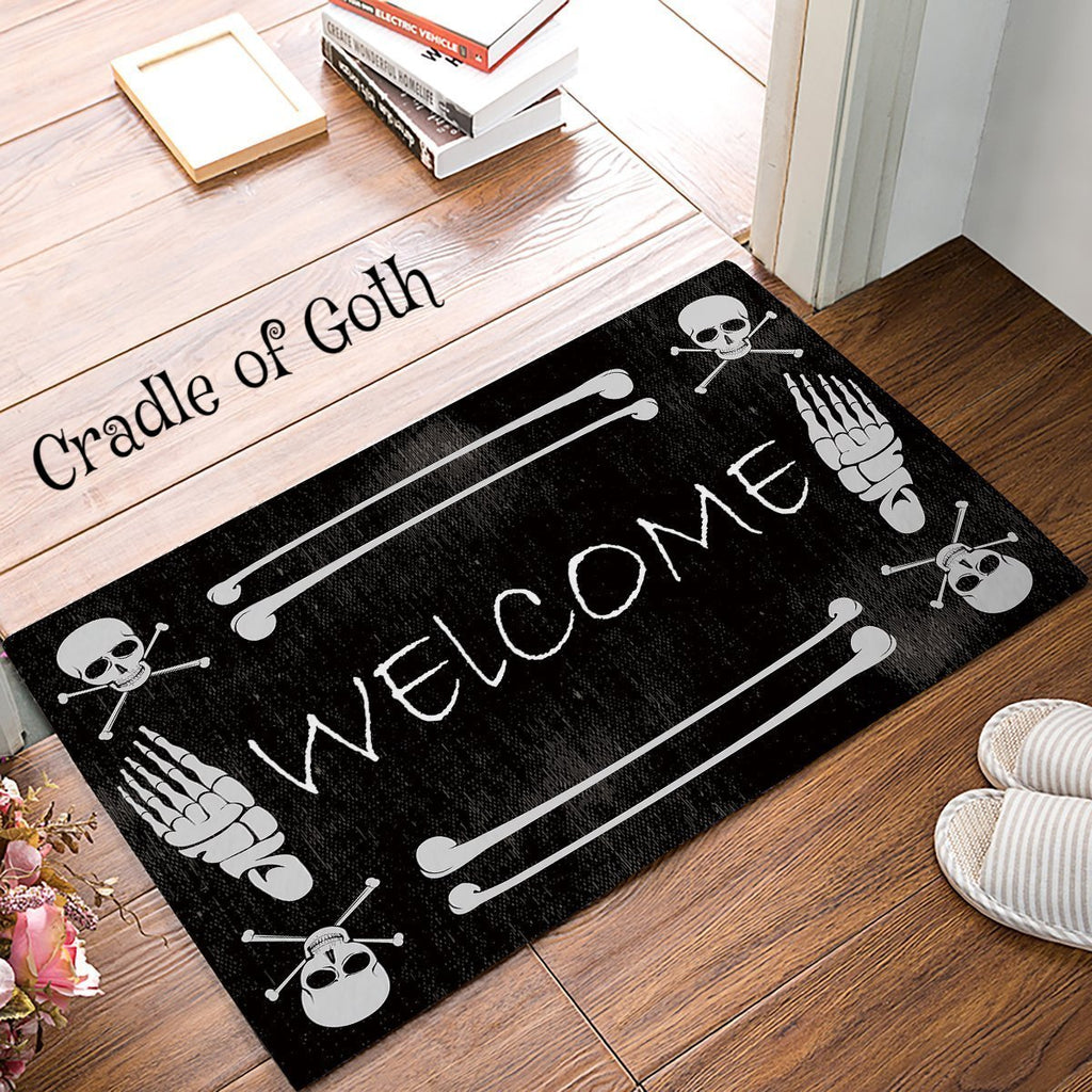 Deadly Welcome Mat  - Cradle Of Goth