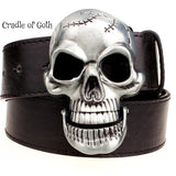 Death's Grin Belt  - Cradle Of Goth