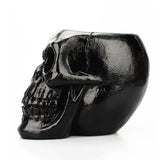 Skull Brushes Holder  - Cradle Of Goth