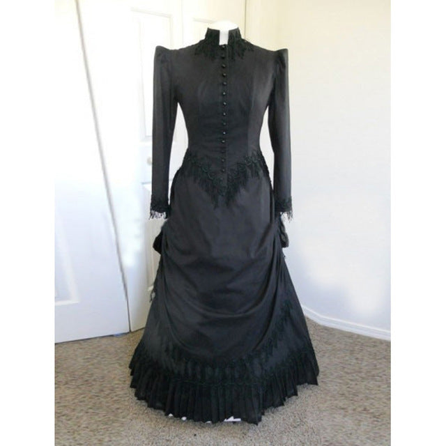 Victorian Royalty Dress As Picture 2 / XS - Cradle Of Goth