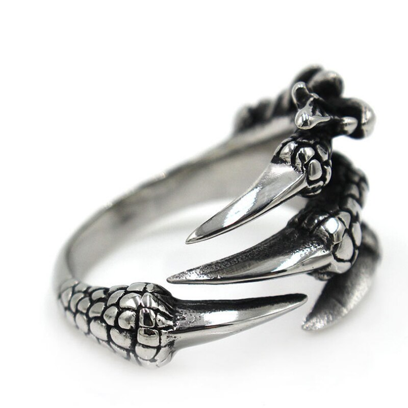 Dragon King Ring  - Cradle Of Goth