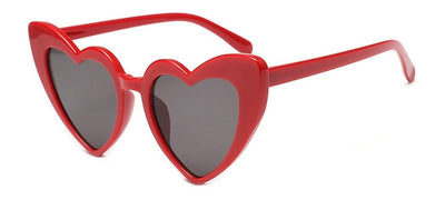 Heart-shaped Sunglasses C6 - Cradle Of Goth