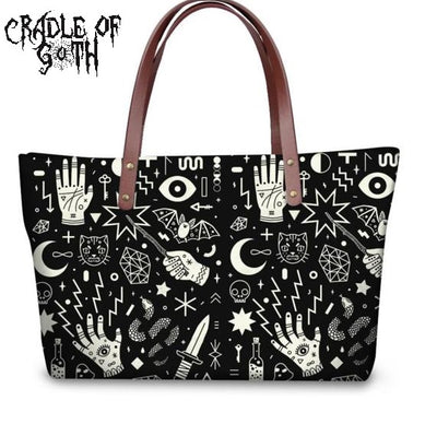Ouija Bag  - Cradle Of Goth