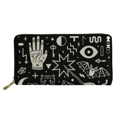 Ouija Bag YQ2271AL - Cradle Of Goth