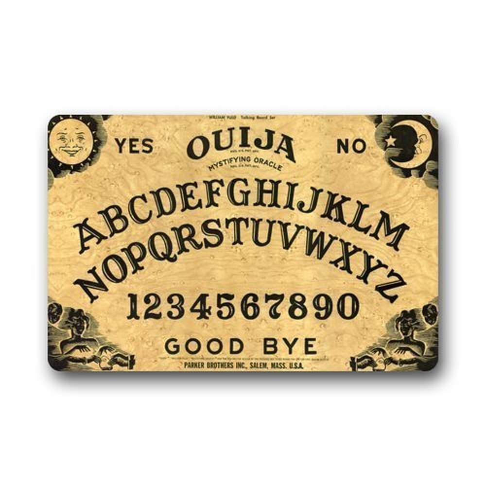 Ouija Bathroom Mat  - Cradle Of Goth