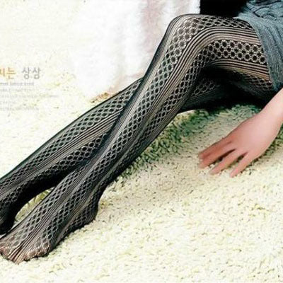 Snakeskin Tights Default Title - Cradle Of Goth