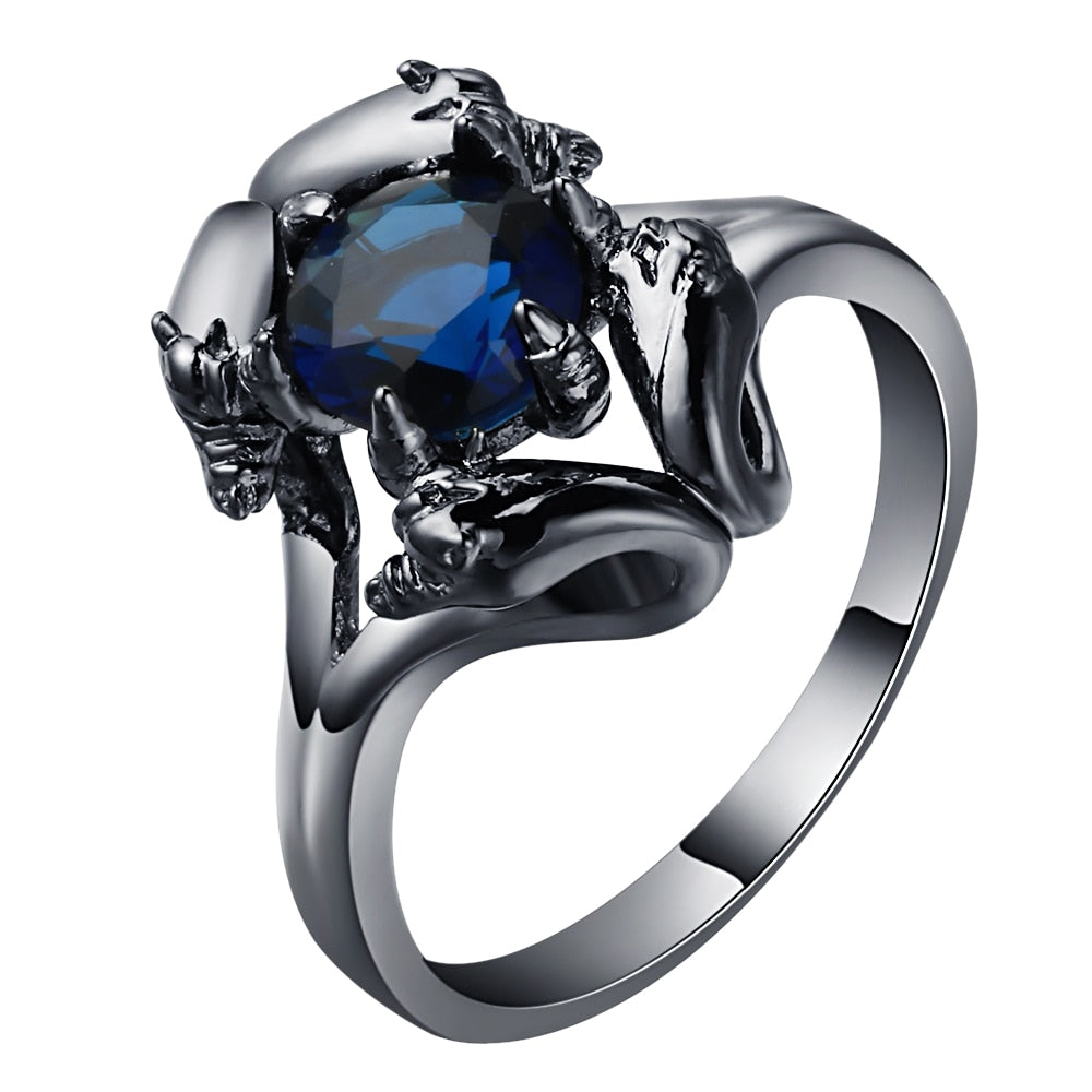 The Dragon's Gem Ring  - Cradle Of Goth