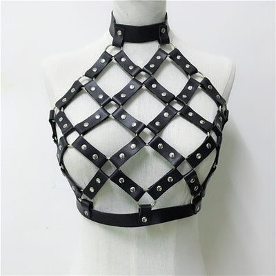 Festival Goth Harnesses (Different Variants) 1 / One Size - Cradle Of Goth