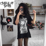 Demon Queen Shirt  - Cradle Of Goth
