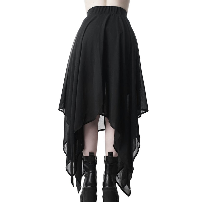 Elvira's Skirt  - Cradle Of Goth