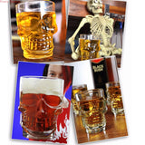 Skull Beer Mug  - Cradle Of Goth