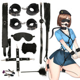 Kinky Set (10 pieces)  - Cradle Of Goth