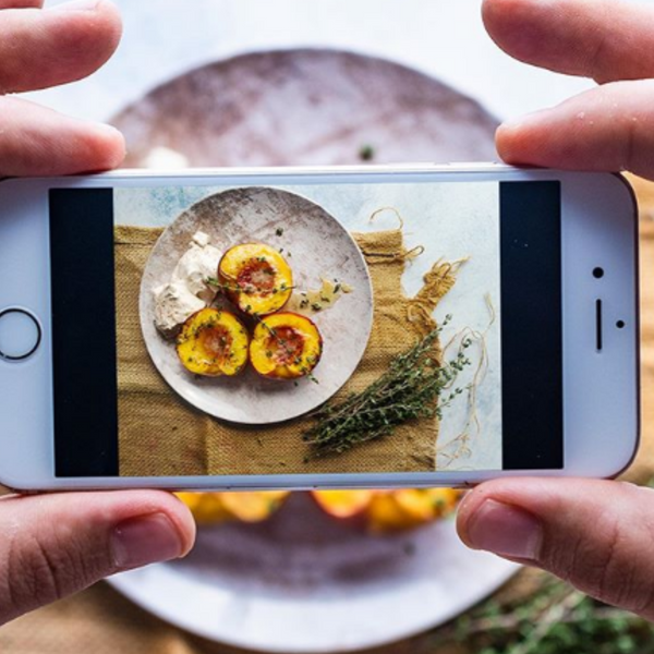 Shoot iPhone Food Photography Like A Pro - By Skyler Burt