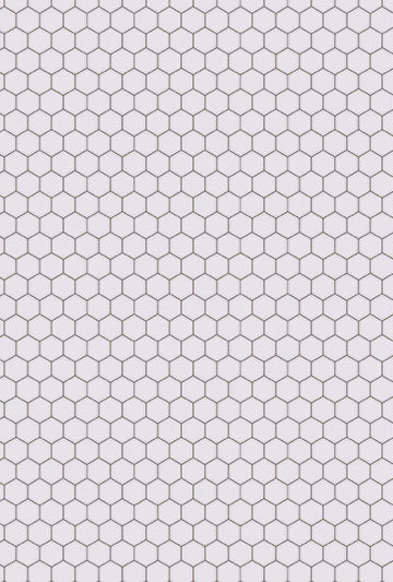 Oversized Hexagon Tiles